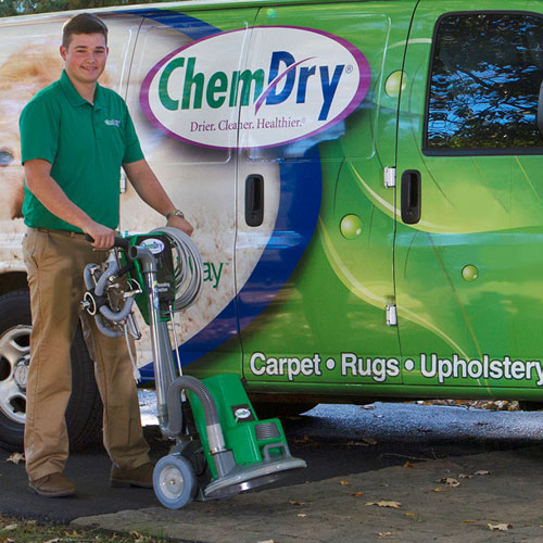 Trust Community Chem-Dry for your carpet and upholstery cleaning service needs